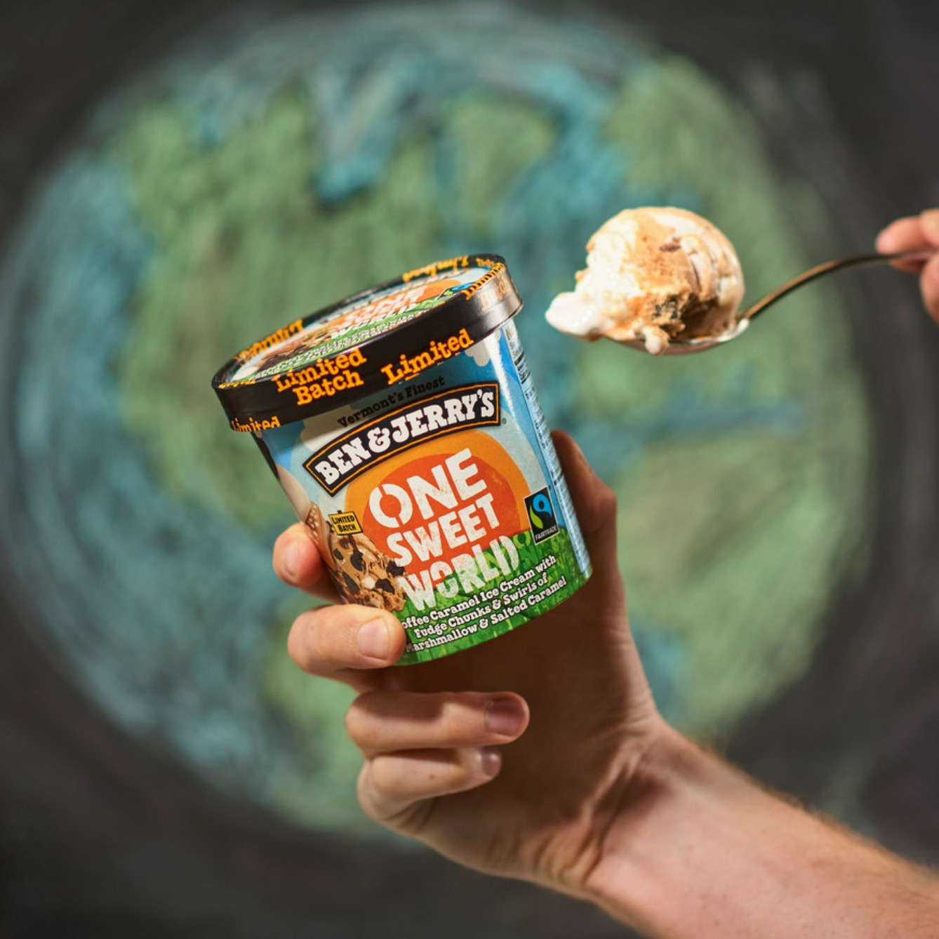 You Can Now Eat Ice Cream for a Good Cause