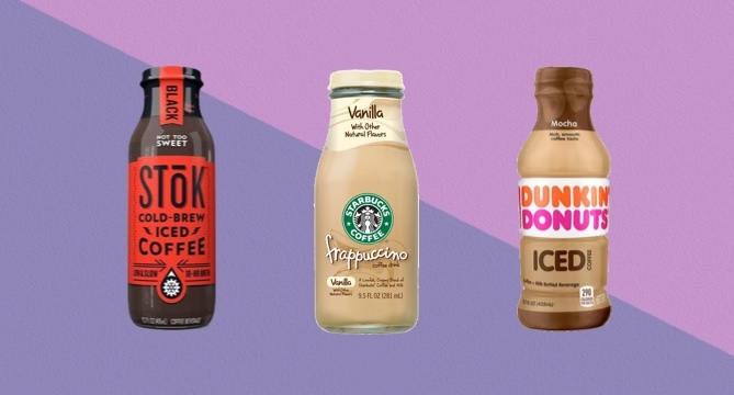 The Best Store Bought Iced Coffees: 5K Reviews