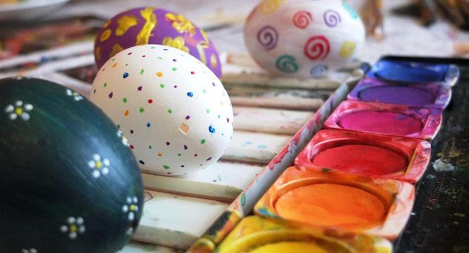 Ultimate Kid-Friendly Easter Egg Inspo