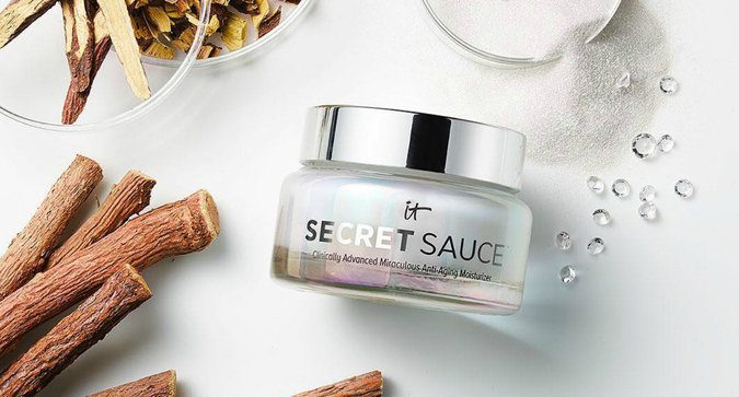 What's With the IT Cosmetics Secret Sauce Everyone is Talking About?
