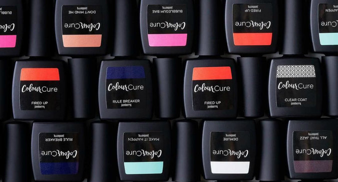 Jamberry Launched the Next Wave of Gel Nail Polish