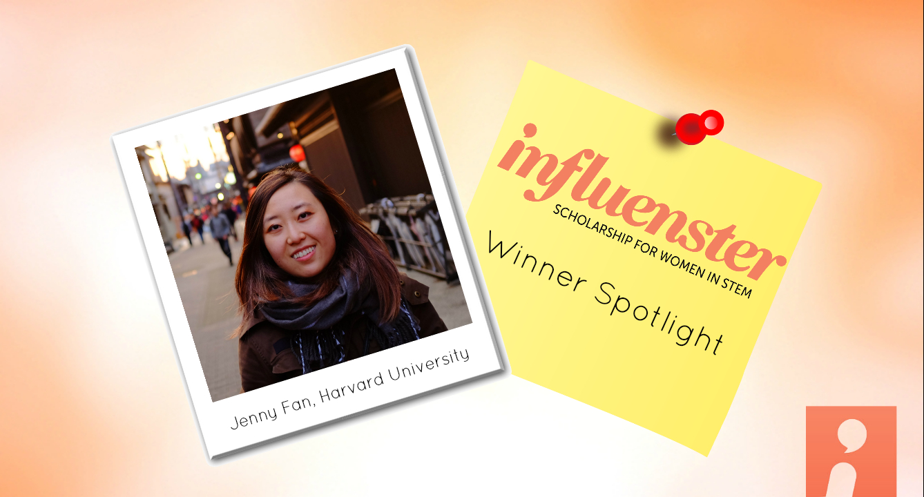 influenster women in stem scholarship winner spotlight jenny fan