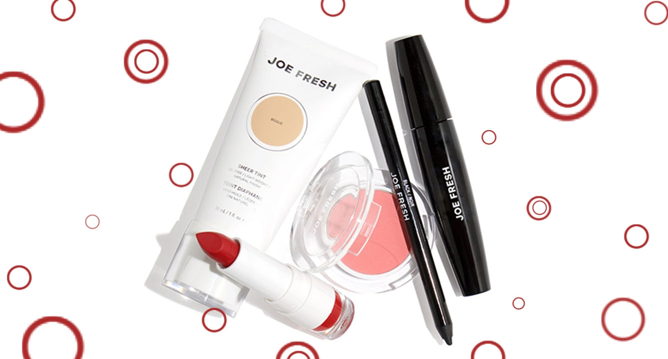The Five-Minute Face from Joe Fresh Cosmetics
