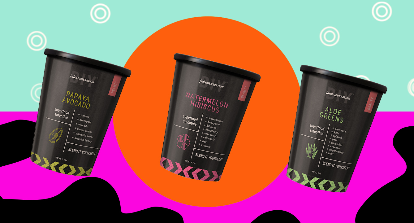 Juice Generation Launches Face Masks