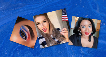Influensters' Best Fourth of July Beauty Inspiration