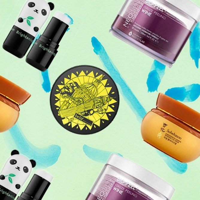 We Tried It: 30 K-Beauty Products