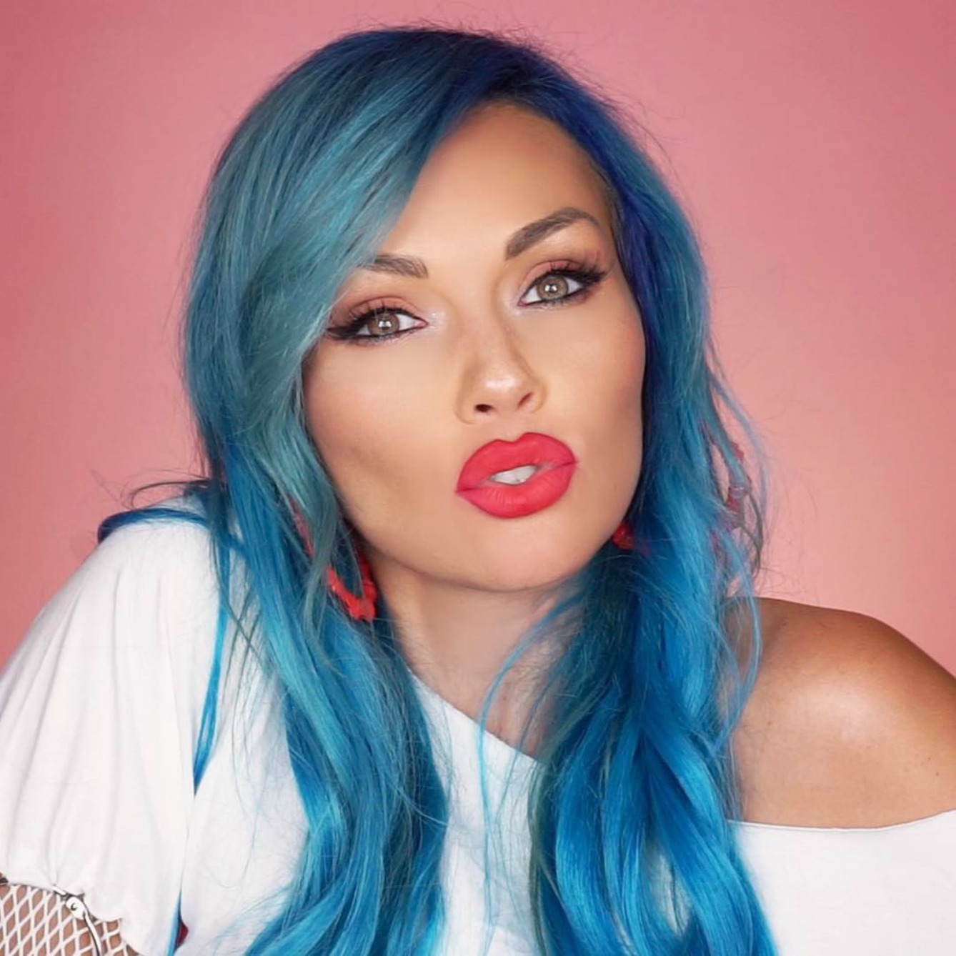 Kandee Johnson and OGX Create the Sweetest Hair Collection