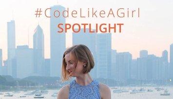 #CodeLikeAGirl Spotlight: Katherine Quigg