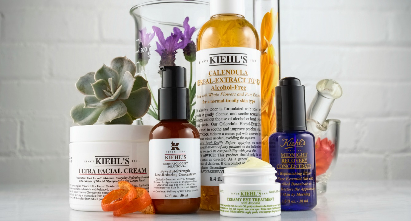 kiehls marketing plan