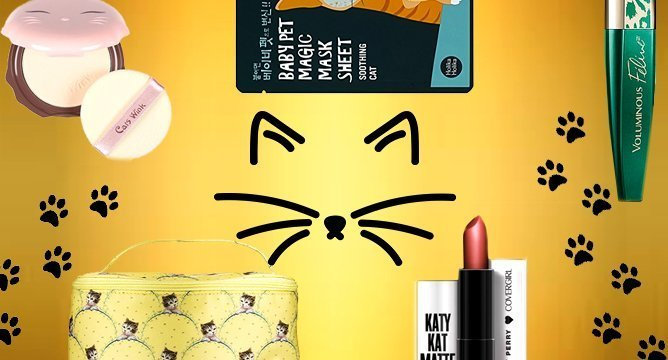 Beauty Products Every Cat Lover Needs ASAP