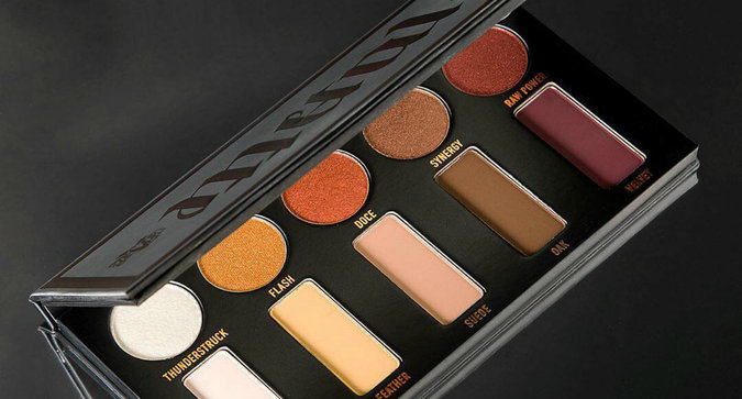 KVD's Newest Palette is Perfect for the Travel Junkie