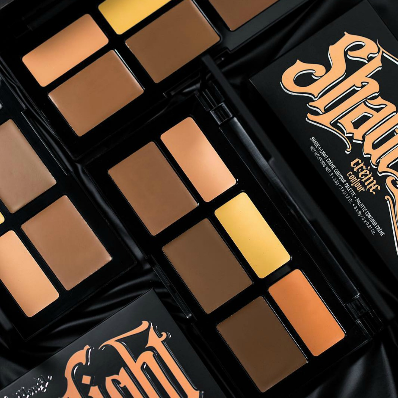 Launching Today: Kat Von D Shade + Light Crème Contour Palette