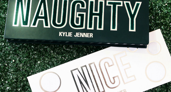 Take a Peek at Kylie Cosmetics' New Holiday Palettes