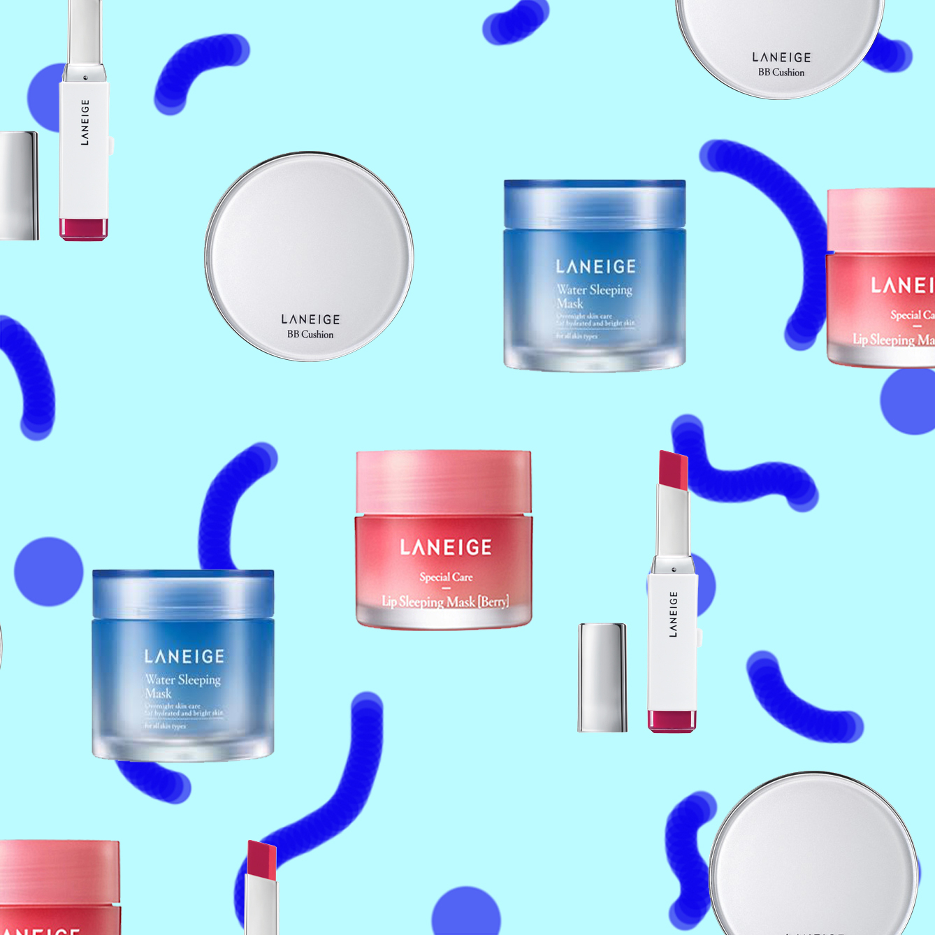 K-Beauty Brand Laneige Drops at Sephora