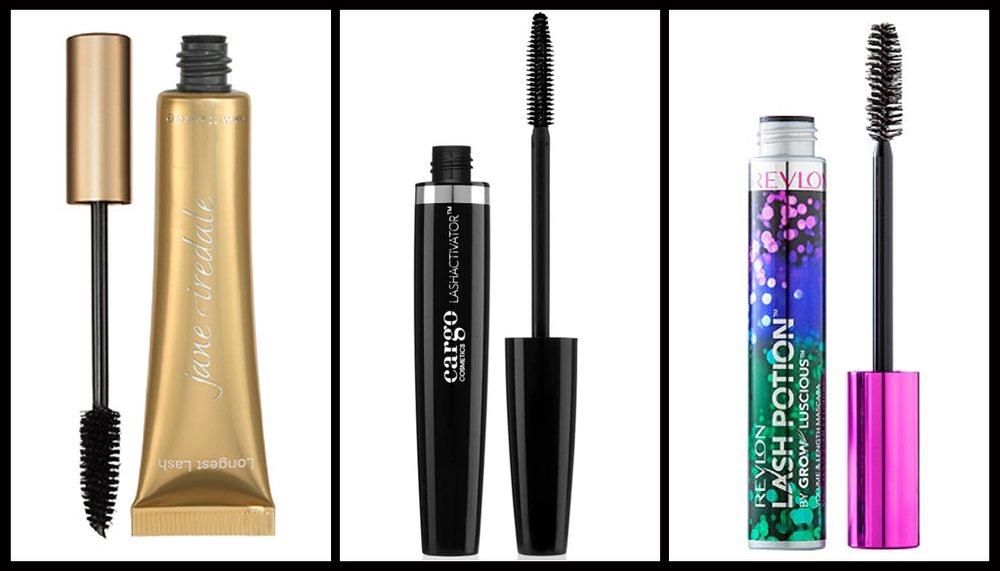 The Best Lash-Growing Mascaras