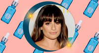Lea Michele's Winter Skin Soothers