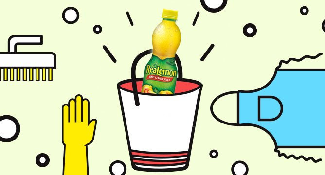 How to Clean with Lemon Juice