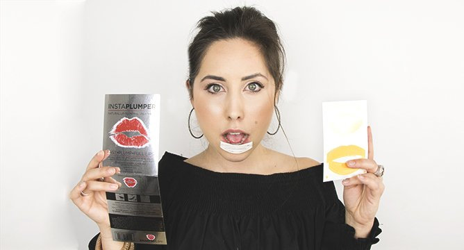 We Tried The Most Intense Lip Plumper
