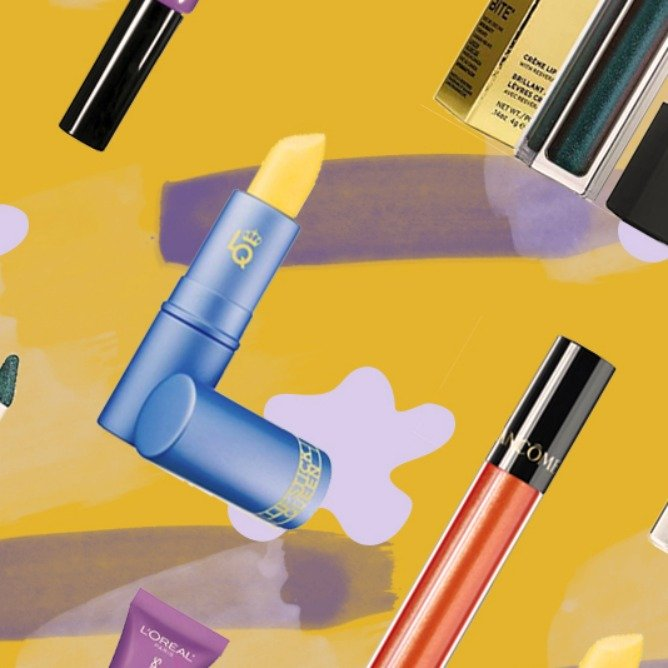 Crazy Lip Colors You Never Thought You Could Wear—But Totally Can