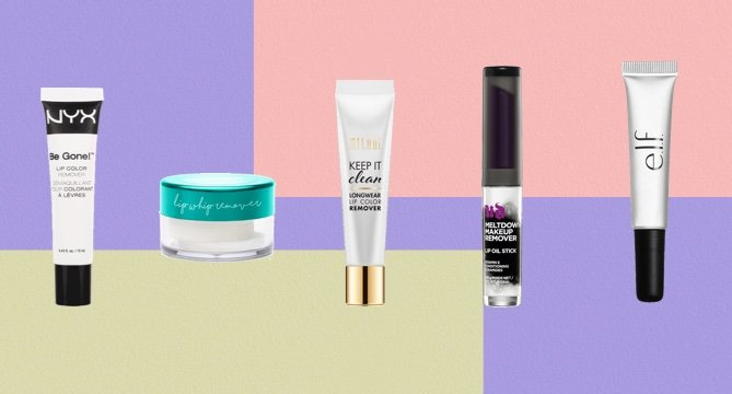 The Best Products to Remove Lipstick: 220K Reviews