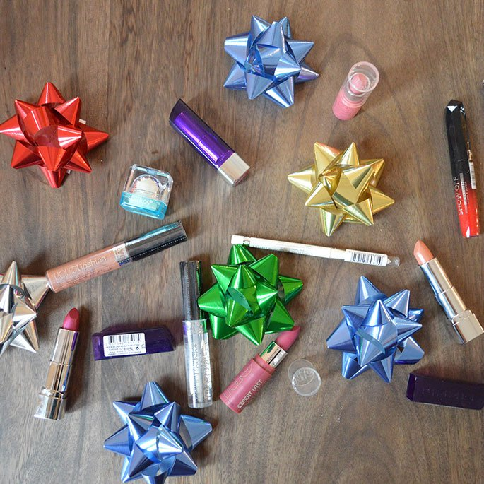 Stocking Stuffers for the Lipstick Lover