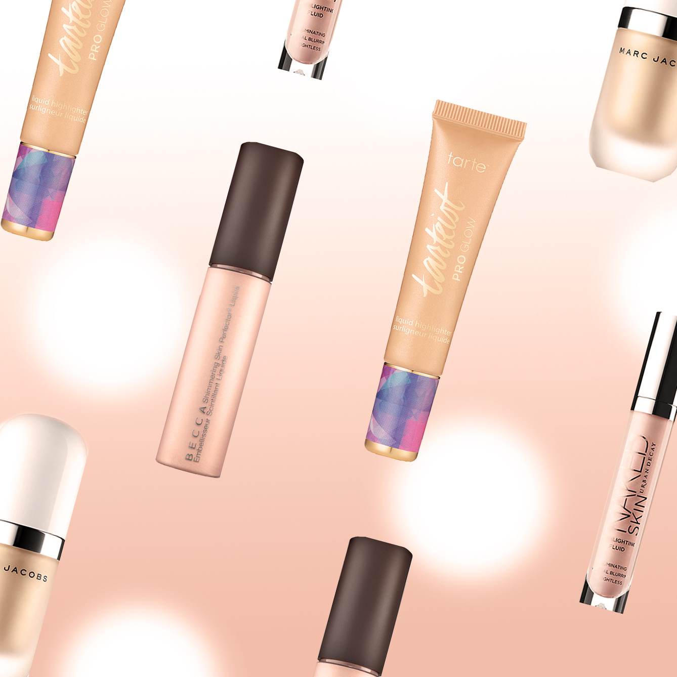 Liquid Highlighters to Make You Shine Bright