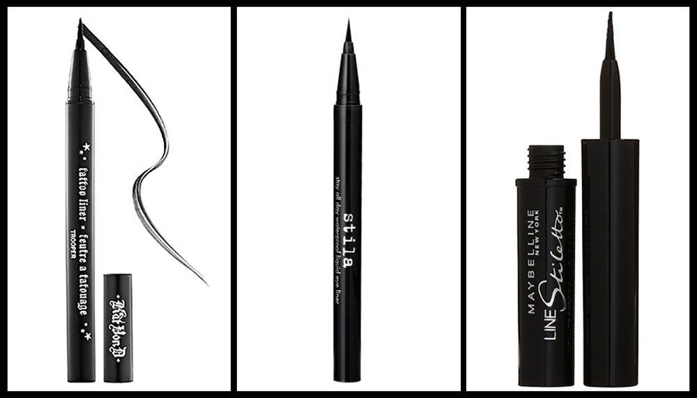 The Best Liquid Eyeliners