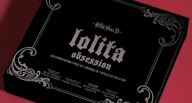 Love KVD's Lolita? You're In for a Treat