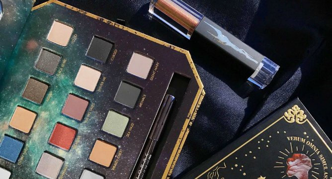 First Look: Every Product From LORAC's Pirates of the Caribbean Collab