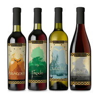 Lord of the Rings Wine is Here—Because Of Course It is