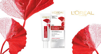 A New Way to Fight Wrinkles with Revitalift Anti-Aging Cicacream