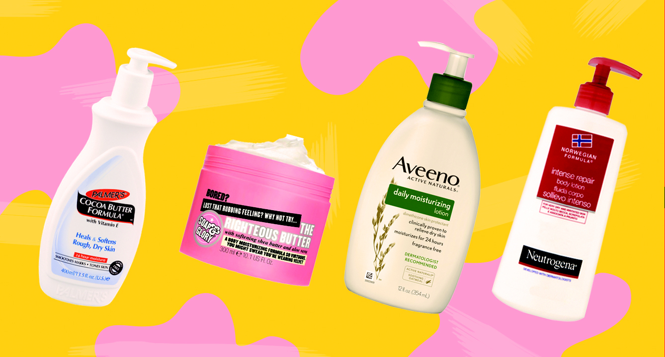 The Best Body Lotions for Dry Skin