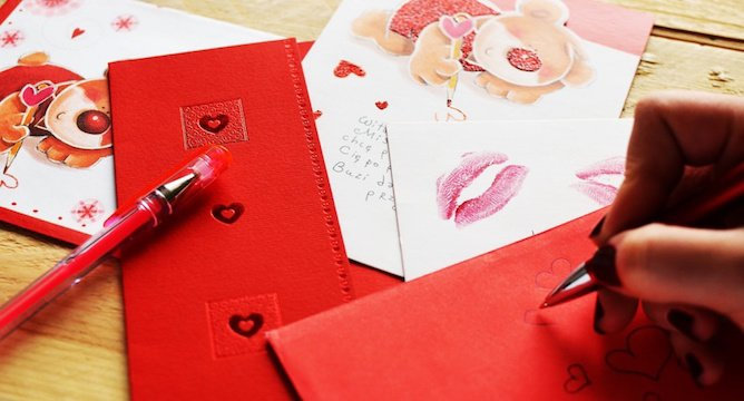 Adorable Lists for Valentine's Day