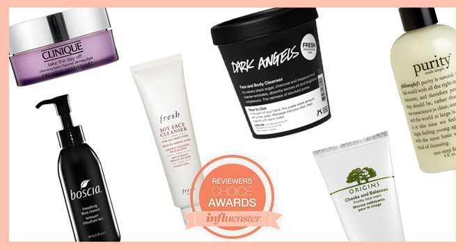 Know Your Nominees: The Best Luxury Facial Cleansers