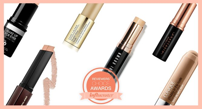 Know Your Nominees: Luxury Foundation Sticks