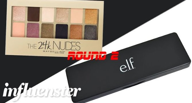 Contest Alert! Watch Round 2 of #MakeupMadness