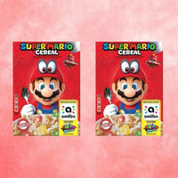 Fun Fact: Super Mario Cereal Exists