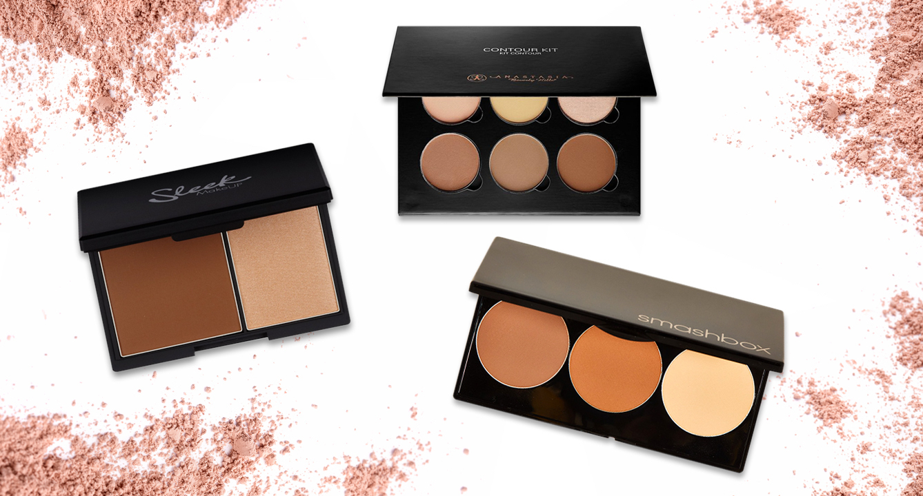 Influenster UK's Favourite Contour Palettes
