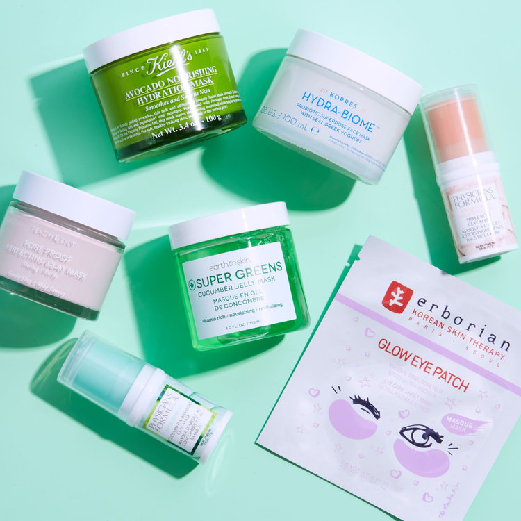 Hot New Masks Perfect For National Relaxation Day—and Beyond