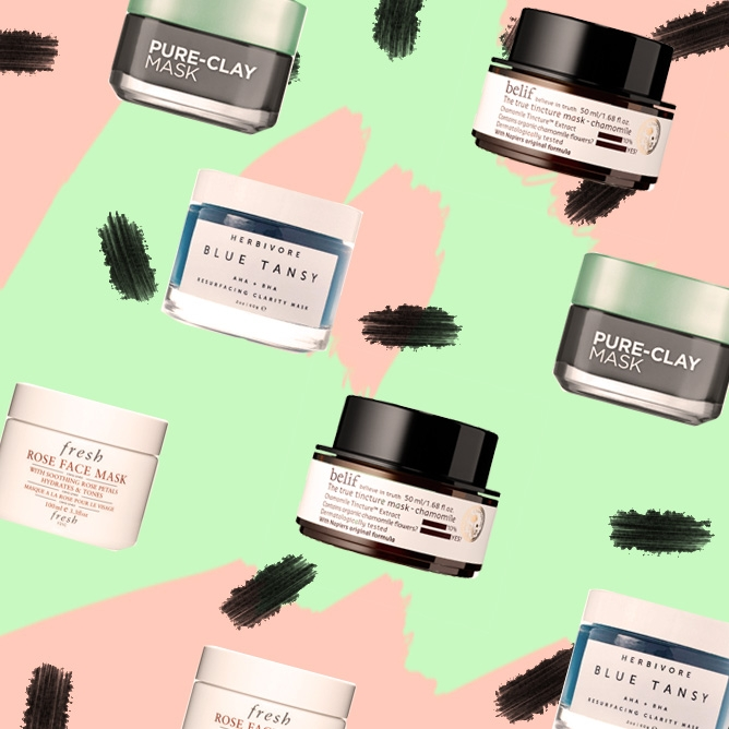 How to Multimask With Your Favorite At-Home Masks