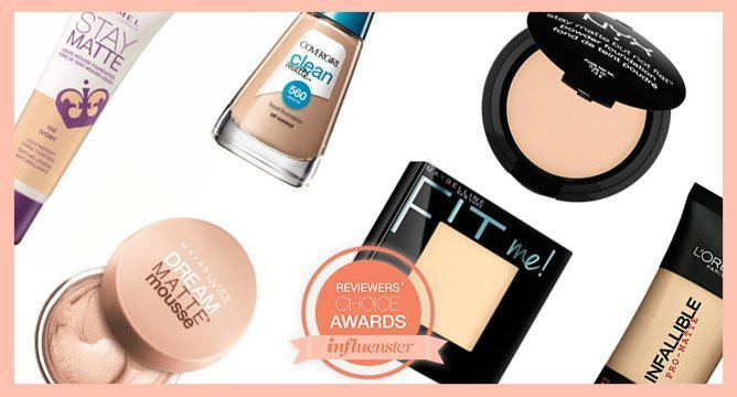 Know Your Nominees: The Best Drugstore Matte Foundation