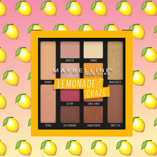 Breaking: Maybelline's Lemonade Palette is Coming Very Soon