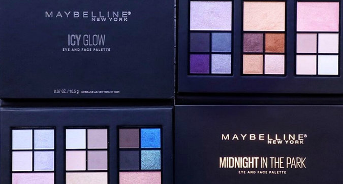 Maybelline's New Holiday Palettes Look Like Ultimate Luxury Buys