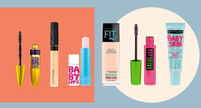 The Top Rated Maybelline Products: 94K Reviews
