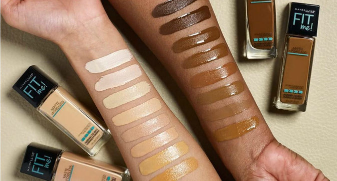 Good News: Maybelline Fit Me Gets More Shades