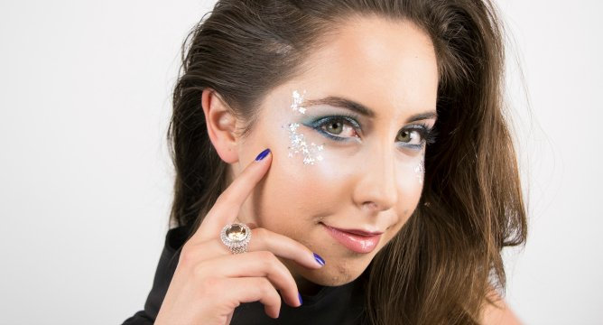 Master This Mermaid Makeup in 15 Minutes