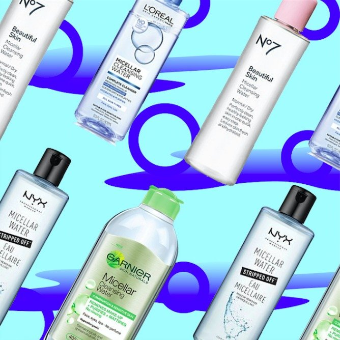 All the New Micellar Waters You Need to Shop