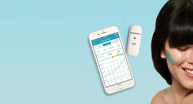 This Device Knows If You've Been Moisturizing
