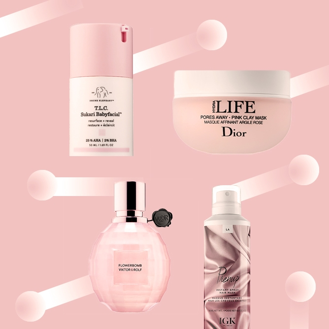 The Best Millennial Pink Products to Make Your Insta Feed a Hit