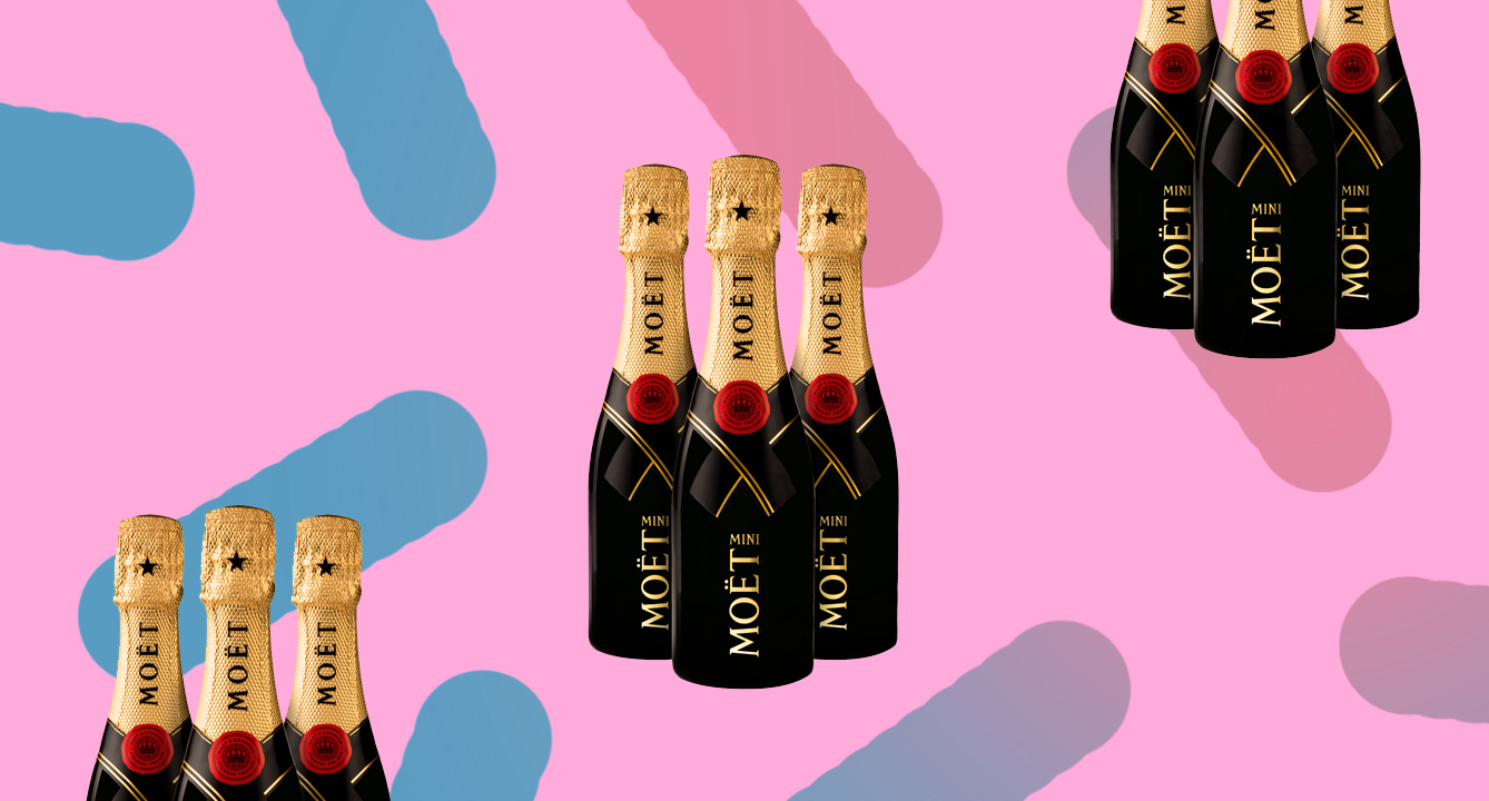 You Can Now Take Your Champagne To Go